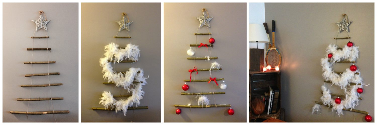 Votre sapin Do It Yourself sans épines !